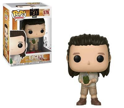 Walking Dead - Eugene Pop! BRAND NEW FREE POP PROTECTOR