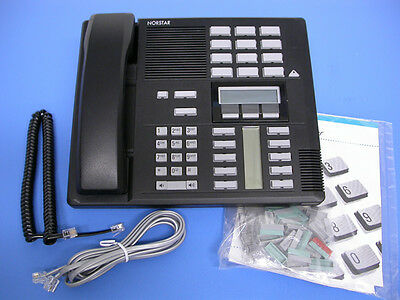 M7310 Nortel Norstar 7310 Telephone Black Refurbished with One Year Warranty