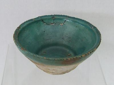 Antique Medieval Mamluk Islamic Ceramic Bowl 13th-14th century AD