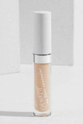 GENUINE ColourPop No Filter Concealer  Colour Pop UK  - ALL SHADES -