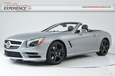 2014 Mercedes-Benz SL-Class SL550 2014 SL550 Used Turbo 4.7L V8 32V Automatic RWD Convertible Premium