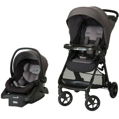 Safety 1st Smooth Ride Deluxe Travel System - Monument