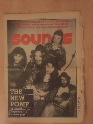 Sounds Music Paper
