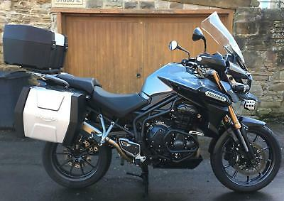 Triumph Tiger Explorer 1215, 2012(12), 16,914 Miles, Fsh, Full Loaded, £7695