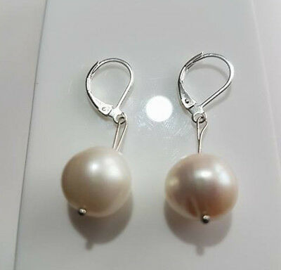 Handmade Luxury Large Natural Pearl Stitch Markers