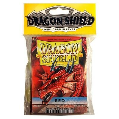 DP: Dragon Shield: Japanese: RD (50) Shield Card Supplies YUGIOH Card Sleeves 50