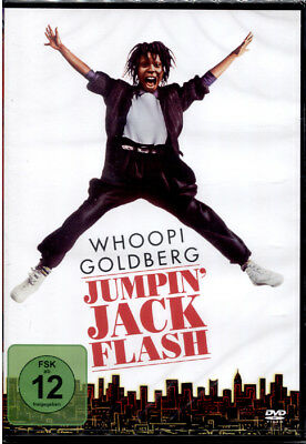 Jumpin' Jack Flash - Dvd Nuovo E Sigillato, Import Con Audio Italiano, Raro!