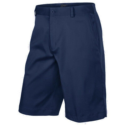 Men's Nike Golf Dri-Fit Flat Front Tech Shorts NEW Navy (551808-419) , MSRP $65