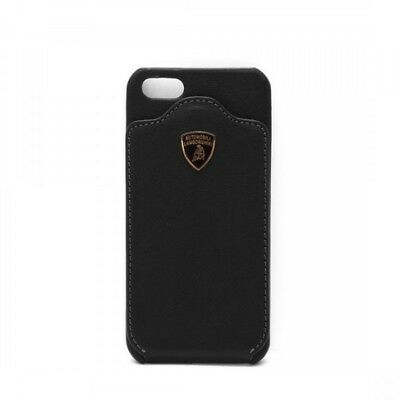 Lamorghini  Card Holder   Iphone 5 Lb-Vbfcip5-Di/d1-Bk