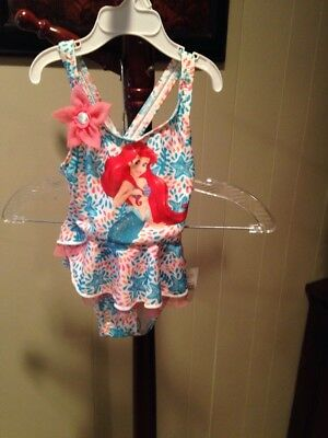 Disney Ariel 2 pc swim suit Size 2T
