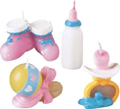 Wilton Candle Set - Baby Things