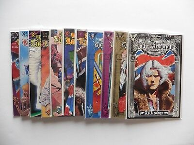 The Adventures Of Luther Arkwright Lot 11 Issues