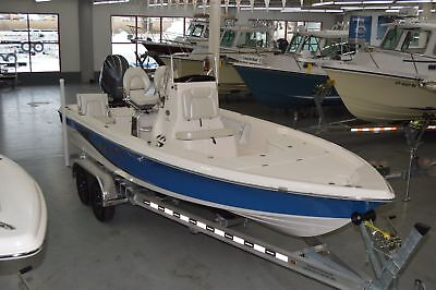 2016 New, Blue Wave 2200 Pure Bay, 22Ft, Yamaha 175Hp, Zero Hours, 2018 Trailer