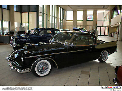 1958 Packard Golden Hawk Sport TT 1958 Black Sport TT!