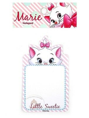 Disney Marie 50 Sheets Loose Memo Pad (2018)