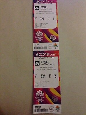 Commonwealth Games 2018 Cycling tickets