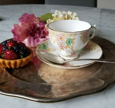 Plant Tuscan China teacup Floral