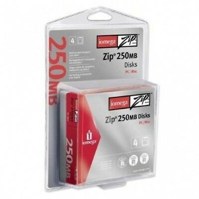 Iomega Zip Disc, PC/MAC Format, 250MB, 8/PK. o Iomega Corporation o