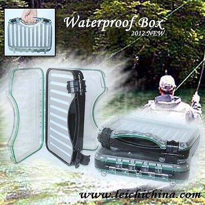 Super Fly Box Suitcase Large Waterproof- With Handle - New Design -