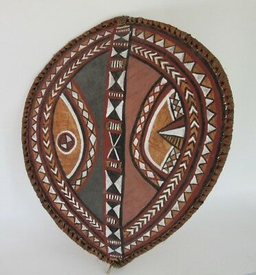 Maasai / Masai Warrior Shield African Tribal Florida Historic House Estate Find