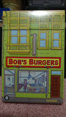 Loot Crate Exclusive Bobs Burgers Burger Box Recipe Cards Lootcrate