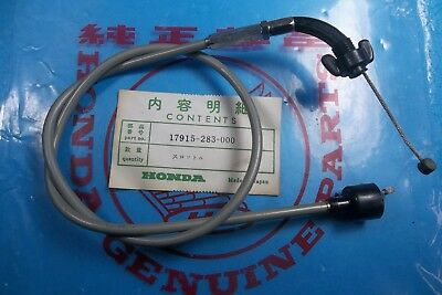 NOS HONDA CL72 CL77 SCRAMBLER THROTTLE CABLE PART# 17910-273-000