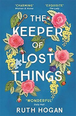 The Keeper of Lost Things Ruth Hogan Richard Judy Book Club 2017 New Paperback
