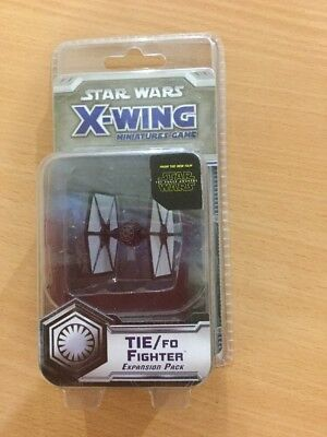 X Wing Miniatures Game Expansion Pack Imperial TIE/FO Fighter