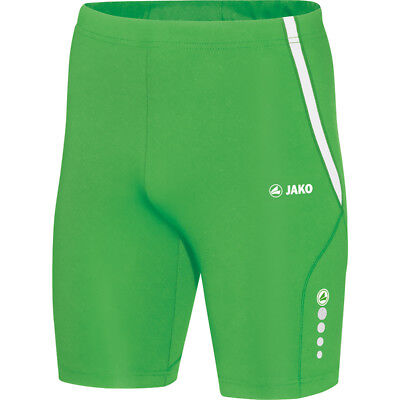 Jako Short Tight Athletico Kinder soft green/weiß Shorts Sporthose Hose Fitness