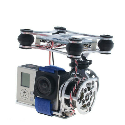 Gimbal With BGC3.0 Plug and Play Stabilizer For GoPro SJ Hawkeye DJI RC Drone