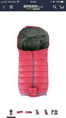 Kaiser Extra Large Finn Thermo Footmuff *Only Used A Handful Of Times*