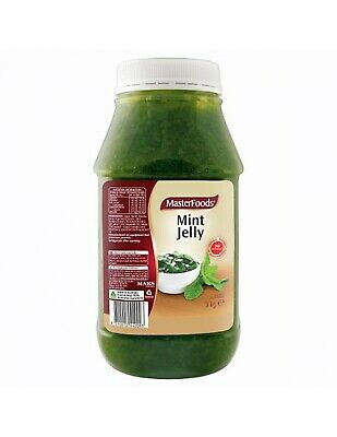 Masterfoods Mint Jelly Sauce 3kg