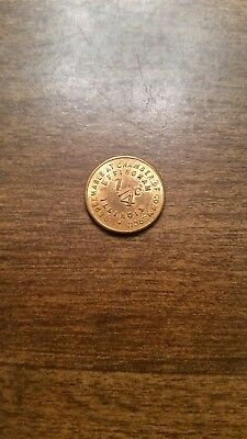 1/4 cent tax token Effingham Il