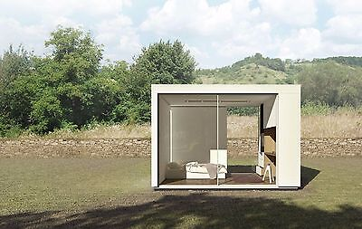 Beautiful Modern Pre-Fab Tiny House on Wheels (Guest Suite/Rental Unit/Glamping)