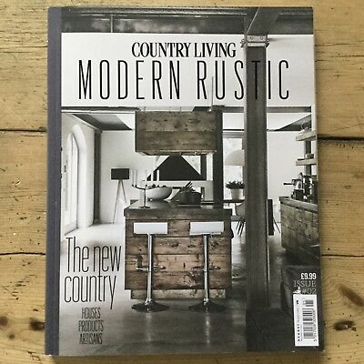 Country Living Modern Rustic, Issue 2