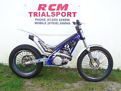 sherco 300 2015 trials bike excellent condition ready to ride