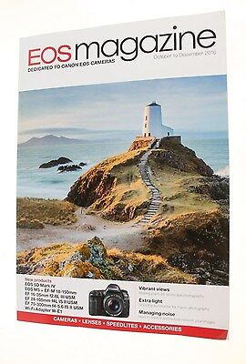 Canon Eos Magazine From October To December 2016 For Eos Cameras