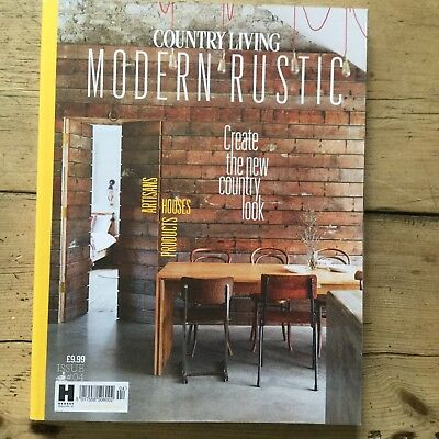 Country Living Modern Rustic issue 4