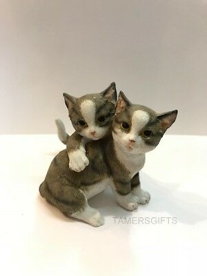 Leonardo Let's Play Adorable Tabby Cats Tabby Kittens Playing Cat Lovers Gift