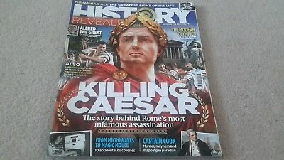 History Revealed magazine issue August 2016 - Excellent condition