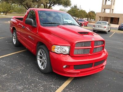 "2004 Dodge Ram 1500 SRT-10 2004 Dodge 1500 SRT-10 Viper powered ""ONLY 5282 MILES"""
