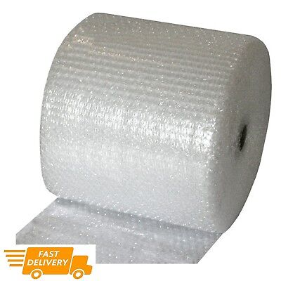 Large bubble wrap 300mm x 50m cushioning quality strong bubble 50 meters