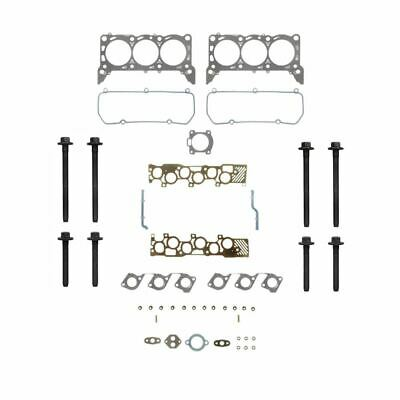 Full Head Gasket and Bolt Set Fits Ford 98-00 E-Series Vans F-150 99-04 Mustang