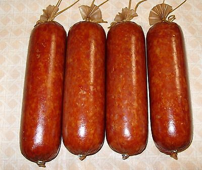 Collagen Sausage Casings for smoked sausage10pc/ 50mm(2 in) x 12in for10lb