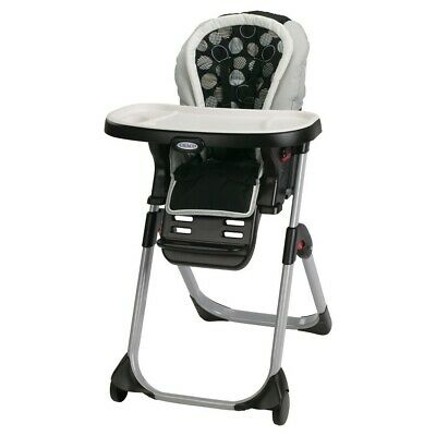 Graco 2-in-1 DuoDiner® LX Highchair - Milan / baby high chair & booster seat
