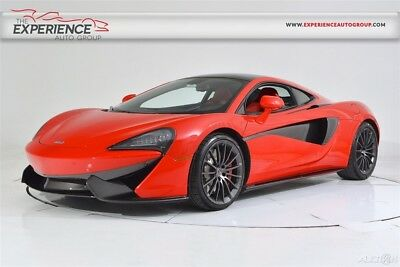 2017 McLaren 570GT Base Coupe 2-Door 2017 Used Turbo 3.8L V8 32V Automatic RWD Premium