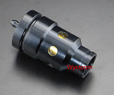 "1"" 25mm Inlet BOV Blow off Valve Turbo Bypass Brass Piston Anodized Black"