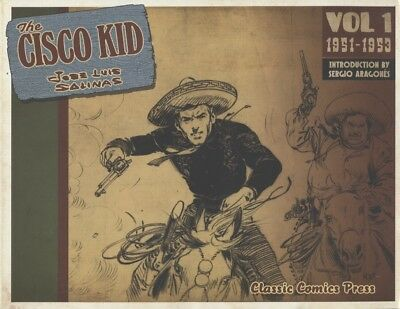Cisco Kid Jose Luis Salinas & Rod Reed Tpb Vol 01 1951-1953 New/unread
