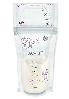 Philips Avent Breast Milk Storage Bags - 25 Bags