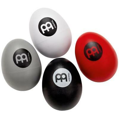 Meinl Egg Shaker 4- PIECES. Set - ES-SET.SOFT.MEDIUM.EXTRA LOUD.LOUD.
